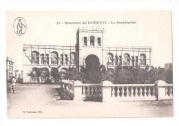 DJIBOUTI LE No.11 Le SECRETARIAT GENERAL UNUSED - Djibouti