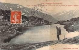 66 - Massif Du Carlitte - Estagnon Sur Le Chemin De Porté à Lanoux - Autres Communes