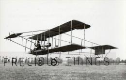 AVIATION PHOTO.14X9 CMS.AVION  BIPLAN SOMMER EN AOUT 1911  . SAFARA N° 363 TEXTE AU DOS - ....-1914: Précurseurs