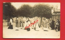 Rare Carte Photo ... � identifier..Procession Religieuse ...