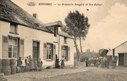 Buvrinnes. Binche. La Brasserie Bougard et Vve Dufour. (attelage)