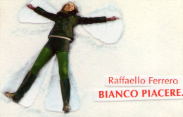 CIOCCOLATO ,  Raffaello  Ferrero   , Pubblicitaria - Ricette Di Cucina