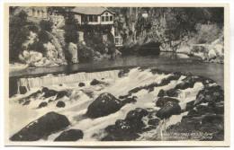 Bosnia And Herzegovina, BLAGAJ, MOSTAR, Buna, Old Postcard - Bosnia Erzegovina