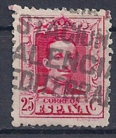 Espagne - Alphonse XIII YT 279 Obl. - 1889-1931 Royaume: Alphonse XIII