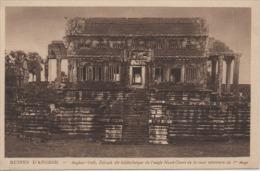 'ANGKOR  VATH - Cambodge