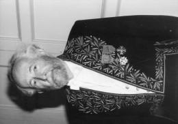 Photo Originale De Presse - ACADEMICIEN  - Jacques De  BOURBON-BUSSET DANS SON COSTUNE TOUT NEUF  En 1982 - Célébrités