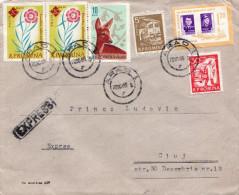 Postal History Cover: Romania - 1948-.... Republics
