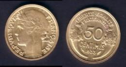50 CENTIMES MORLON 1933 SUPERBE !!! - G. 50 Centimes