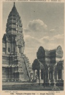133 TEMPLE D''ANGKOR  VATH ANGLE NORD EST - Cambodge