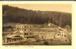 CPA 67 Le Hohwald - Villa Mathis - France