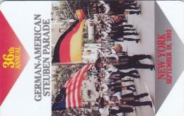 United States, SKU-17319, German- American Steuben Parade (36th) New York 9/93, Mint, 2 Scans. - Vereinigte Staaten