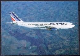 Carte Postale - Airbus A300 - Air France - Neuve - 1946-....: Moderne
