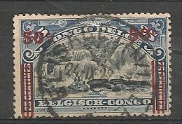 CONGO Nr 90 Cote 1.25€ T 14 Used Obl Gest - 1894-1923 Mols: Oblitérés