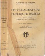 ORGANISATION PUBLIQUE RUSSE ROLE PENDANT GUERRE 1914 TSAR EMPIRE PATRIE ARMEE SOLDAT - 1914-18