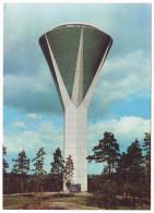 WATER TOWER - WASSERTURM - VATTENTORNET - VESITORNI. LAHTI, FINLAND (Unused Postcard) - Châteaux D'eau & éoliennes