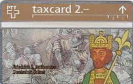 Switzerland, K-128.A, Die Goldenen K�nigskarten - Friedrich I Barbarossa, Mint.   324L