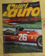 SPORT AUTO. N°79 AOÛT 1968. COMMENT DEVENIR COUREUR. - Sport
