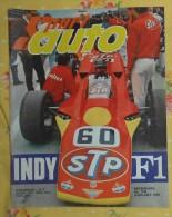 SPORT AUTO. N°78. JUILLET 1968. INDY F 1. G P. DE FRANCE. G P. DE BELGIQUE. - Sport