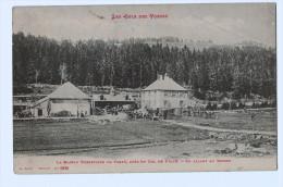 88f38CpaCOL De PRAYE Maison Forestière Près Du Col De Prayé ! 1915 - Sin Clasificación