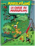 BD MARSUPILAMI - 1 - La Queue Du Marsupilami - TTBE - Rééd. Publicitiaire Total 2007 - Marsupilami