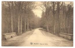 MODAVE   --- Route  De  Pailhe - Modave