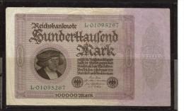 Germany 100000 Mark 1923 - Germany