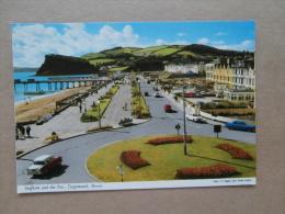 37726 PC: DEVON: Seafront And The Pier, Teignmouth. - Inglaterra