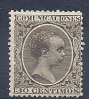 140018109  ESPAÑA  EDIFIL  Nº  222  **/MNH  SIN  GOMA - 1889-1931 Kingdom: Alphonse XIII