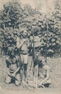 Veddahs (Wild Men Of Ceylon)., No. 147. Plate & Co. - Sri Lanka (Ceylon)