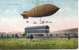 Le 'Ville De Paris'  -  CP - Luchtschepen