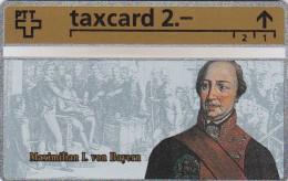 Switzerland, K-203.A, Die Goldenen K�nigskarten - Maximilian I von Bayern, Mint.   303L.