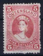 Queensland, Mi Nr  60 X  Very Light Used - 1860-1909 Queensland