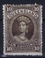 Queensland, Mi Nr  61 X   Used - 1860-1909 Queensland
