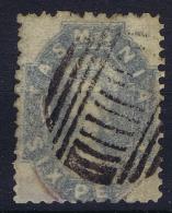 Tasmania , 1860 Mi  Nr 14 Used - 1853-1912 Tasmania