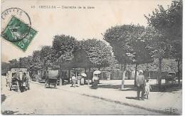 CHELLES - Descente De La Gare - Chelles
