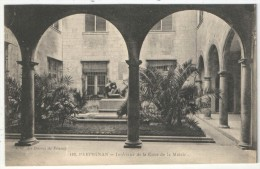 66 - PERPIGNAN - Intérieur De La Cour De La Mairie - DDF 103 - Perpignan