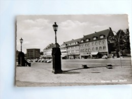 Carte Postale Ancienne : VIERSEN : Alter Markt - Viersen