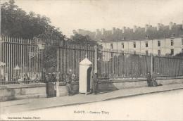 NANCY - 54 - La Caserne Thiry  - VAN - - Nancy