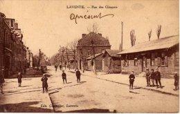 LAVENTIE - Rue Des Clinques - Laventie