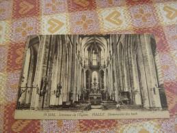 Intérieur De L'Église. Hal. Binnenzicht Der Kerk. Halle-Belgium - Puurs