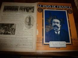 1916 LPDF: Théâtre Sous Les Obus;Tout Sur Les Nouveaux AVIATIKS;Vallona;Russes En ARMENIE;L' épée D'Alexandre De SERBIE - Revues & Journaux