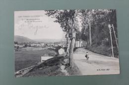LES VOSGES ILLUSTREES 24 REMIREMONT ROUTE DE PLOMBIERES - Remiremont