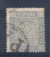 140018137  ESPAÑA  EDIFIL  Nº  116 - 1872-73 Reino: Amadeo I