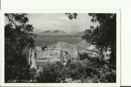 DU/OKO32   ---  MLJET  --- POLACE  --   REAL PHOTO PC  --  PRE WW2  --  NAKLADA GRIESBACH I KNAUS, ZAGREB - Croatia