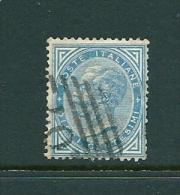 VENTE  LOT  No    F  /   0 0 3    TIMBRES   ITALIE - 1861-78 Vittorio Emanuele II