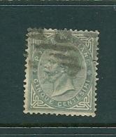 VENTE  LOT  No    F  /   0 0 6   TIMBRES   ITALIE - 1861-78 Vittorio Emanuele II