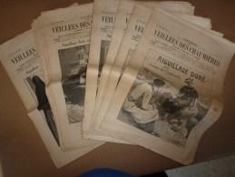 1935 VDC 20 Revues: AIGUILLAGE DORE Par Jeanne De Coulomb; La Malmaison;Bastille;Ste-An Ne D'Auray;Légende Mt-St-Michel - Bücher, Zeitschriften, Comics