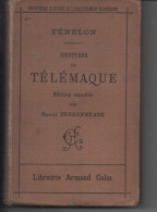 FENELON Aventures De Télémaque -1905 - Livres, BD, Revues