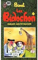 BD LES BIDOCHON - 4 - Maison, Sucrée Maison - Livre De Poche J'ai Lu - Bidochon, Les
