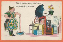 Oct15, Comique, 24,  Fantaisie, Non Circulée - Humour
